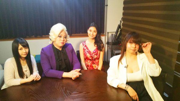 BSフジさま「橋本マナミのヨルサンポ」ゲスト出演